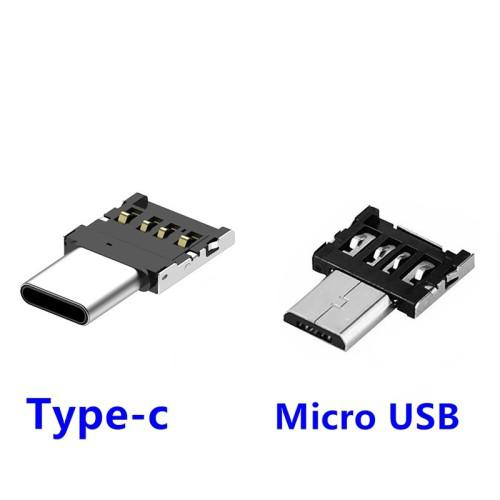 C-Type OTG Connector Adapter Converter for Mobile Phone USB