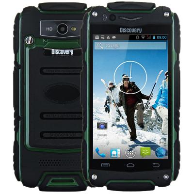 Discovery v8 3g smartphone dual core wifi gps waterproof