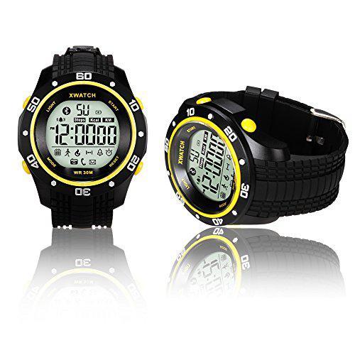 Indigi waterproof bluetooth 4.0 watch + call & sms