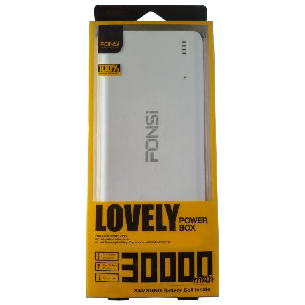 Power bank - powerbank 30000mah 2x usb