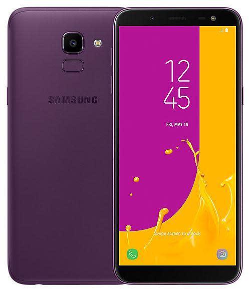 Samsung Galaxy J6 (SMJ600F/DS) - 32GB - Color Purple - Local