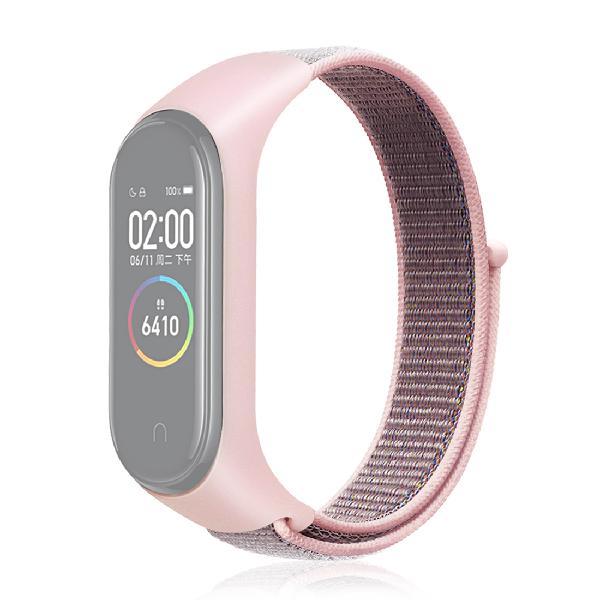 Smart Watch Nylon Woven Wrist Strap Watchband for Xiaomi Mi