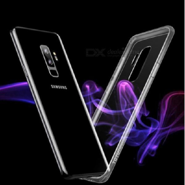 TOTU Mobile Phone Cases Transparent TPU+PC Anti-knock Fitted