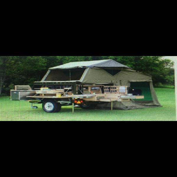 4x4 off road camping trailer for sale