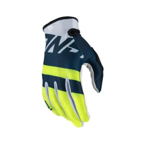 Answer voyd glove adult - midnight-hyper-acid-white m