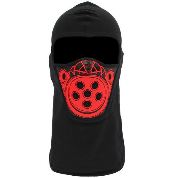 Balaclava full face masks cotton outdoor warm windproof