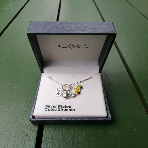Cbc nyc cubic zirconia necklace