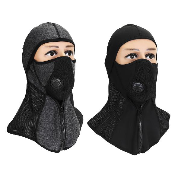 Coolchange Motorcycle Scooter Full Face Mask Breathable