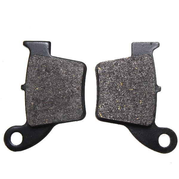 Motorcycle Rear Brake Pad For Honda CRF450R 2004-2015 2005