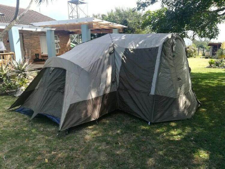 Tent: turbo twin supreme 240 (natural instincts)