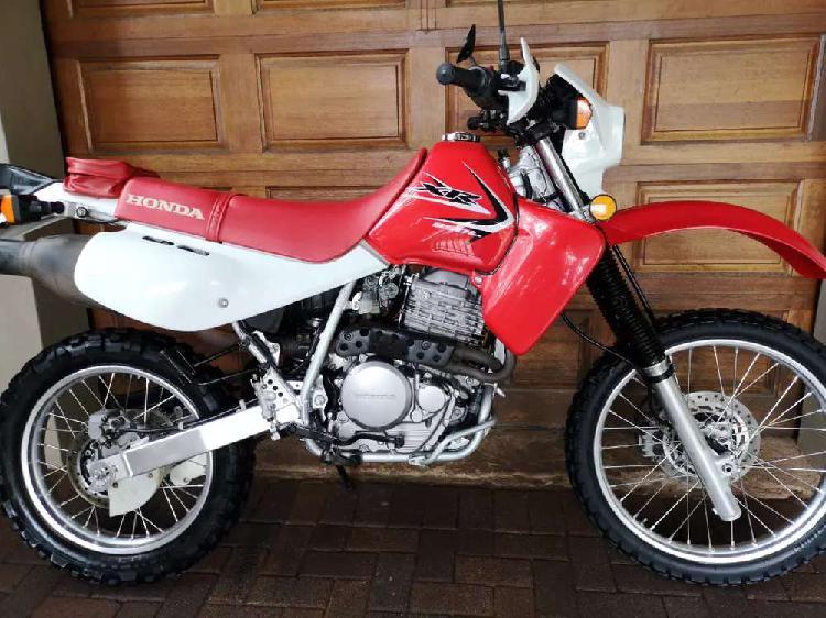 2012 honda xr 650 l