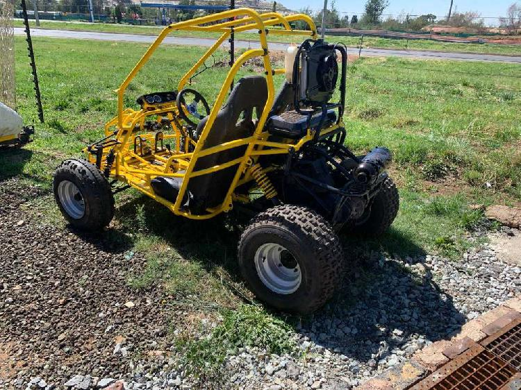 Offroad buggy. 250 cc.