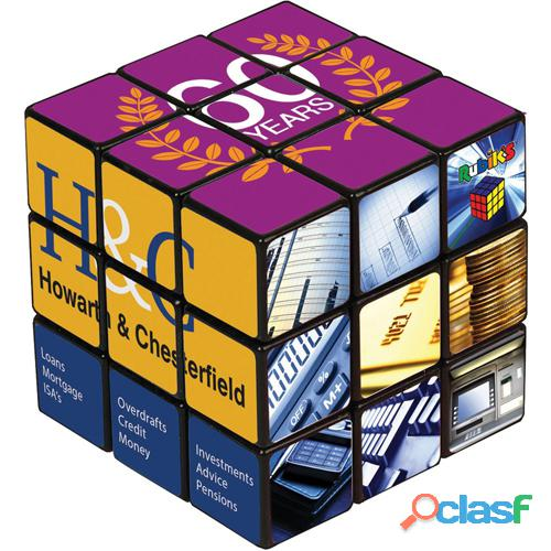 Get promotional rubik's cubes to market your brand