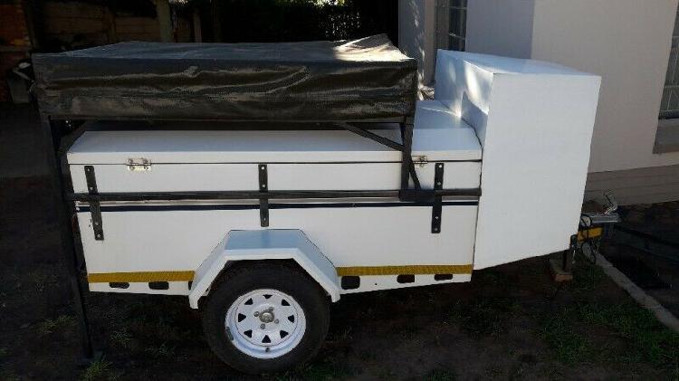 2013 jurgens bt670 camping trailer