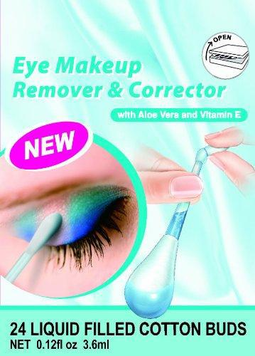 Amirose eye makeup remover and corrector (24 liquid filled