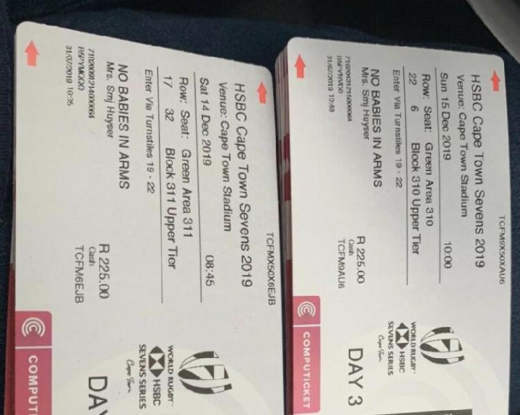 Cape town sevens tickets 2019