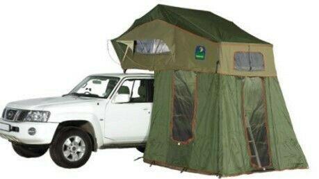 Howlingmoon rooftop tent
