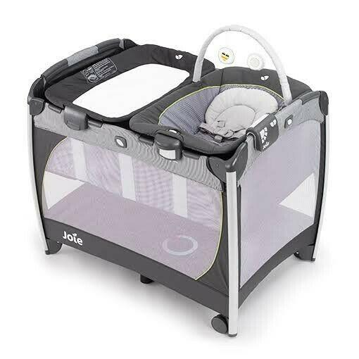 Joie camping cot