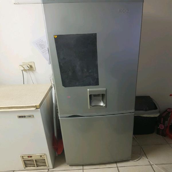 Kic double door fridge