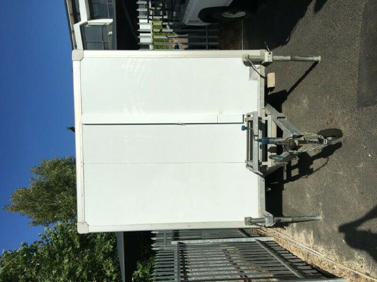 Vendor trailer