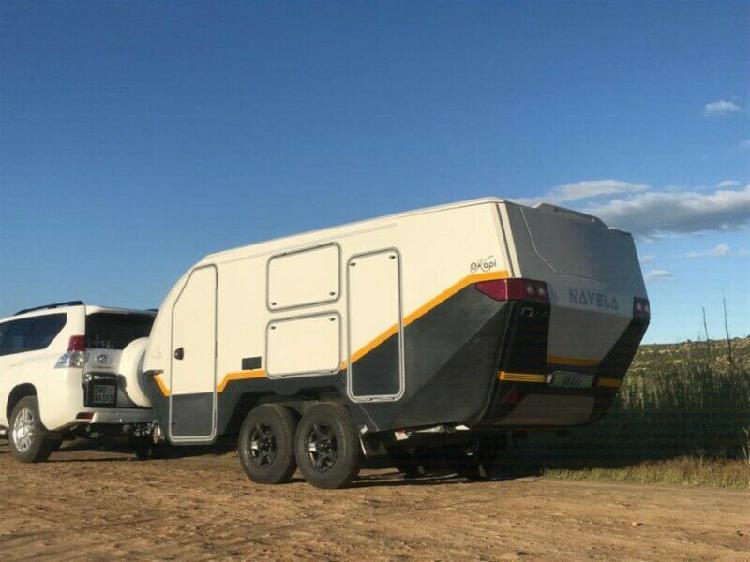 Caravan off road nayela okapi (new)