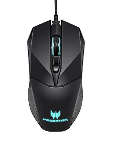 Acer predator cestus 300 rgb gaming mouse dual omron