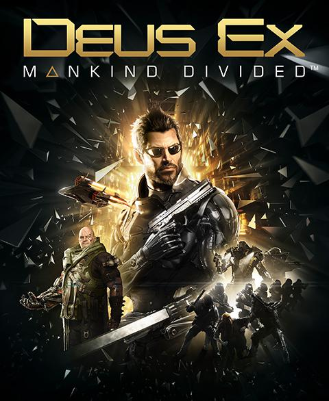 Deus ex: mankind divided (steam) - pc role playing game