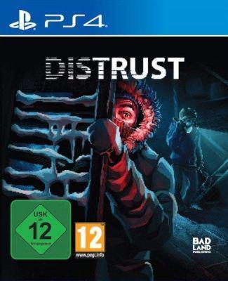 Distrust (playstation 4)