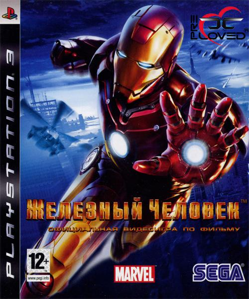 Iron man - pre loved (ps3) - playstation 3 action