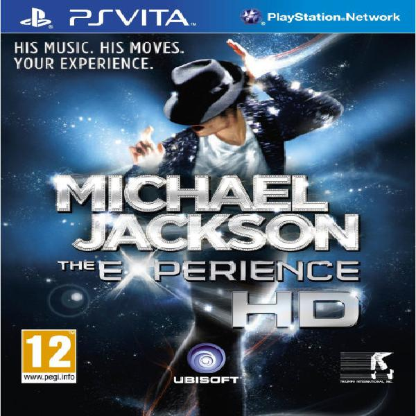Michael jackson the experience game for playstation vita