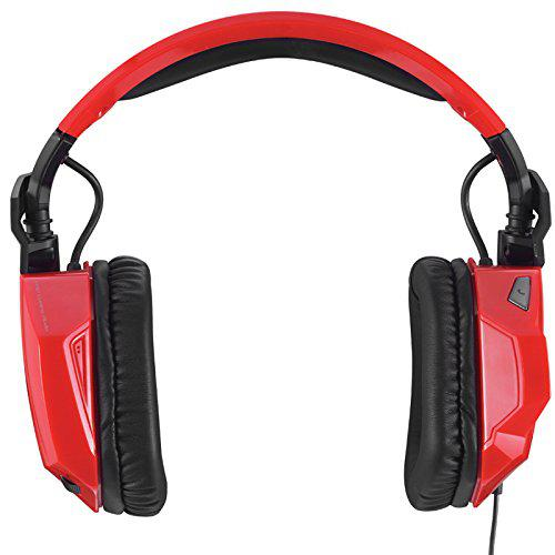 Mad catz f.r.e.q.3 stereo headset for pc, mac, and smart