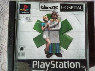 Theme Hospital (Playstation 1 / PSone / PS1 / PSX)