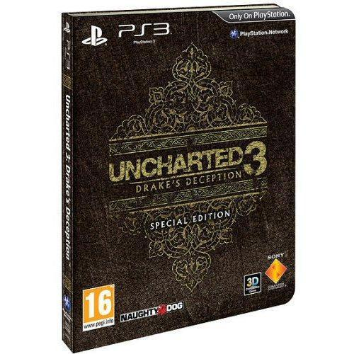 Uncharted 3: drake's deception (special edition)