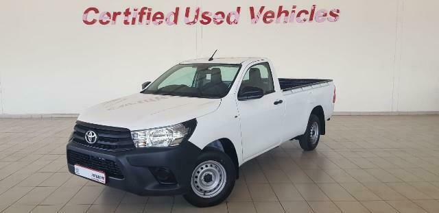 2019 toyota hilux 2.4gd s (aircon)