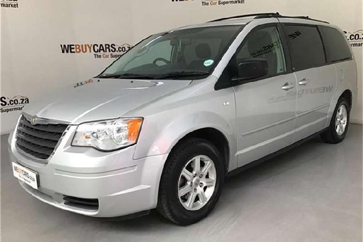 Chrysler grand voyager 3.8 lx 2009