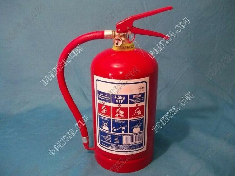 Fire extinguisher dcp 4.5kg