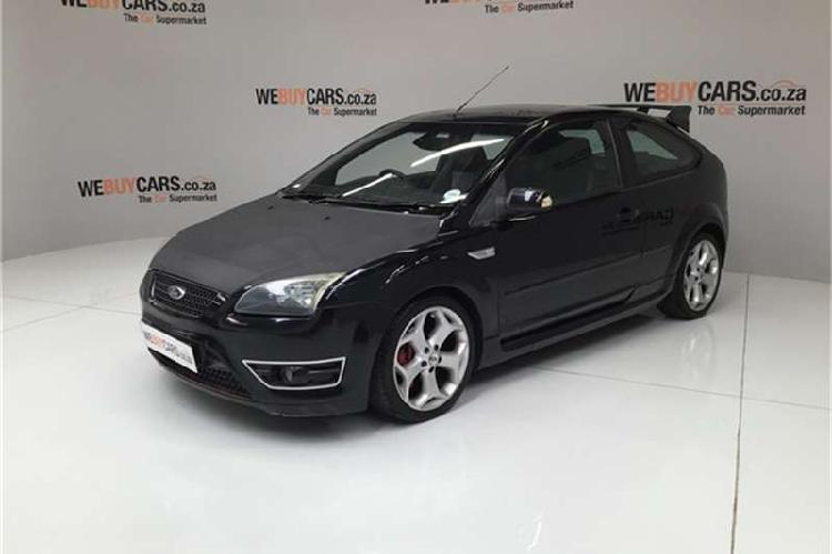 Ford focus hatch 3-door focus 2.5 st 3dr 2007