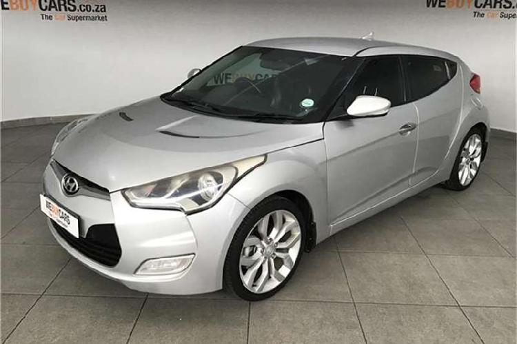 Hyundai veloster 1.6 executive auto 2015