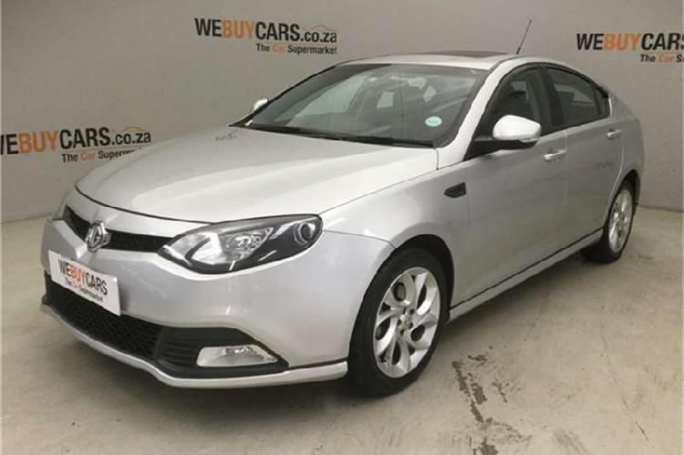 Mg mg 6 mg6 saloon 1.8t deluxe 2012