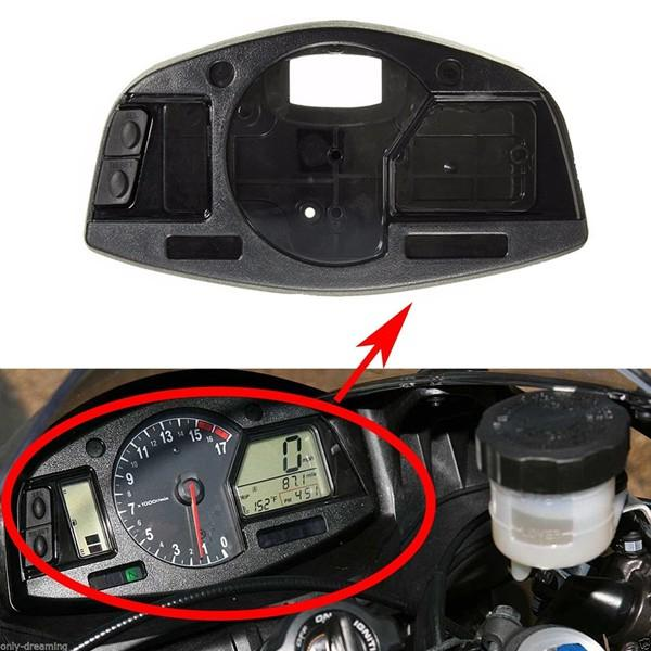 Motorcycle speedometer tachometer gauges case shell for