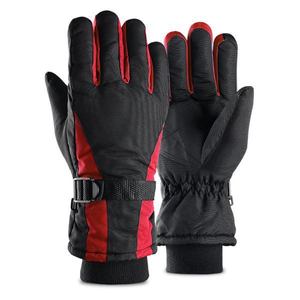 Winter gloves windproof waterproof anti-slip warm handwear