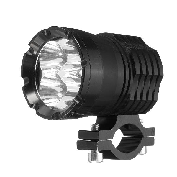 12v-80v u21 40w motorcycle led spot light headlight fog