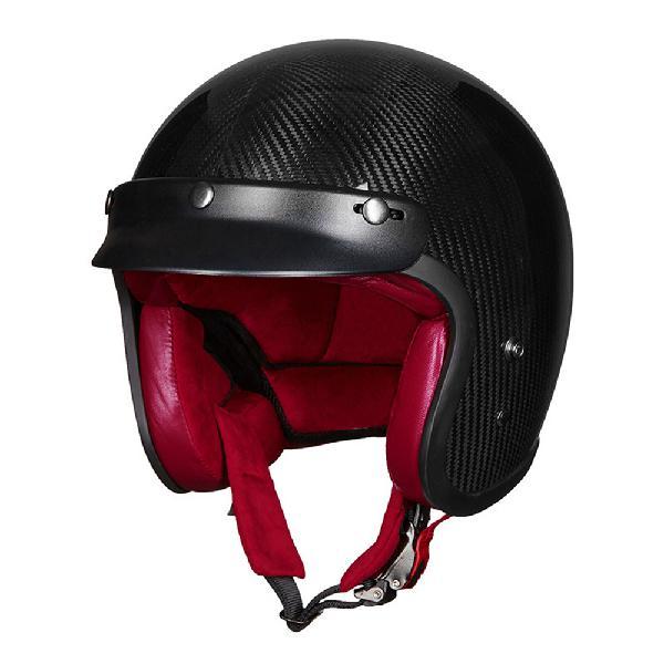 Ece upgraded 3/4 face helmet a500 retro vintage leather