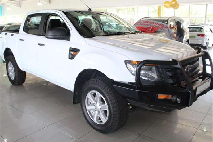 Ford ranger 2.2 double cab 4x4 xl plus 2016