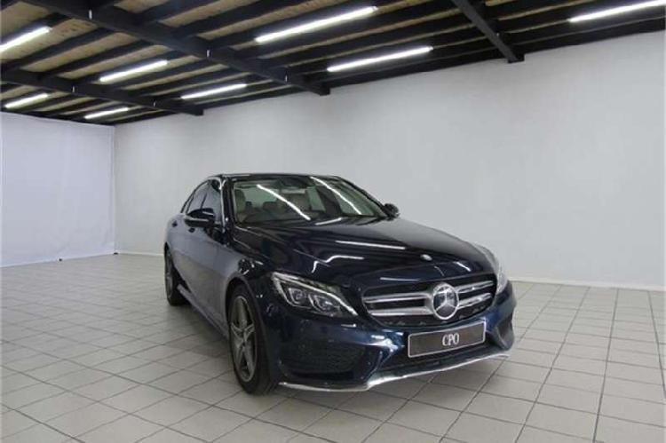 Mercedes benz c class c200 amg sports auto 2014