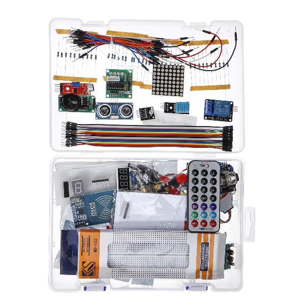 Starter kits for arduino mega 2560 uno r3 lcd servo