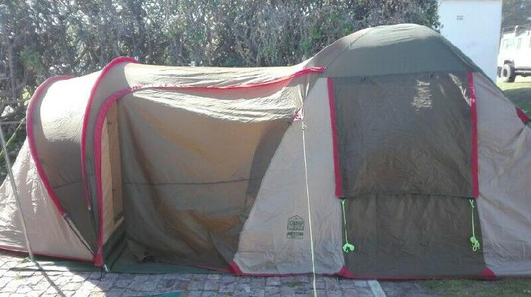 Campmaster family dome 5.1 tent