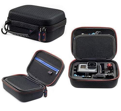 Extra small carrying case for action camera gopro hero