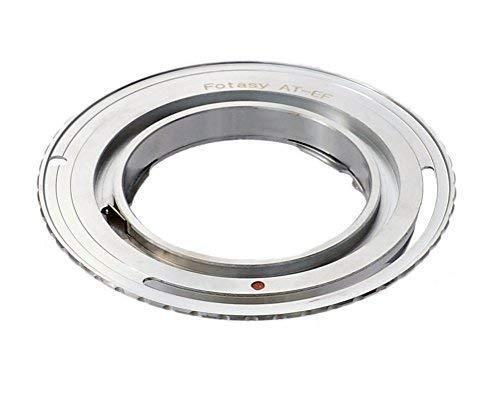 Fotasy lens adapter auto topcon lens to canon aps-c dslr