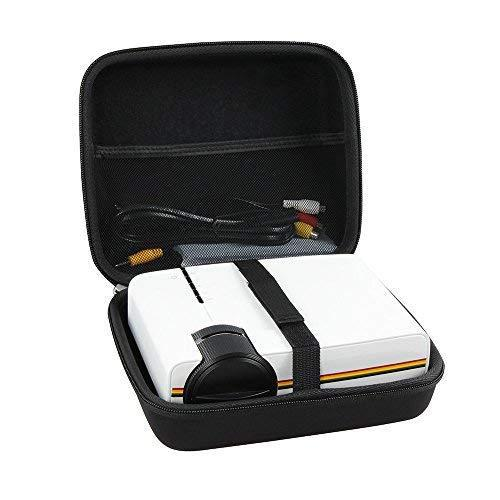 Hard eva travel case for meyoung/elephas portable projector